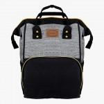 Çanta Siyah Gri