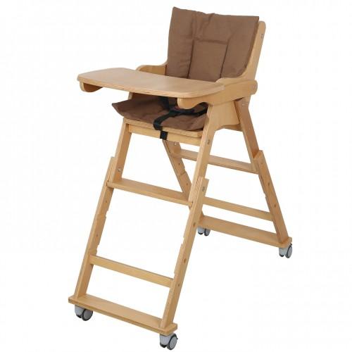 Ahşap Mama Sandalyesi